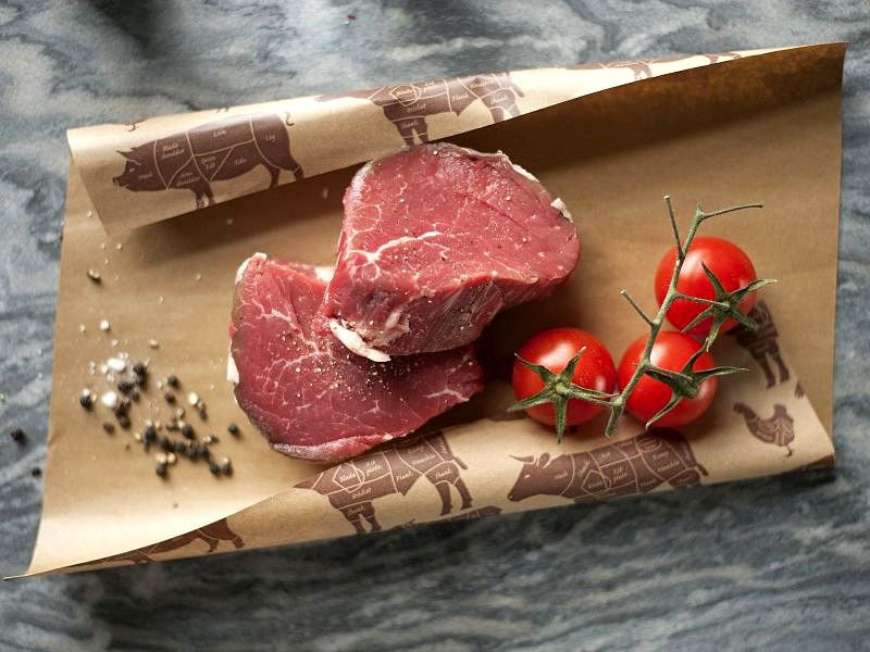 Prime Fillet Steaks (2 x 226g)