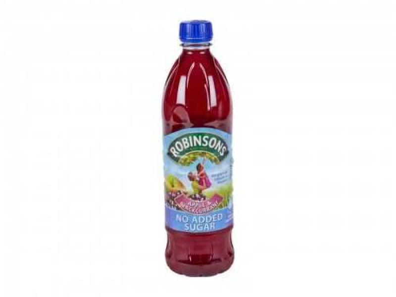 Robinsons Apple and Blackcurrant Squash (1 Litre )
