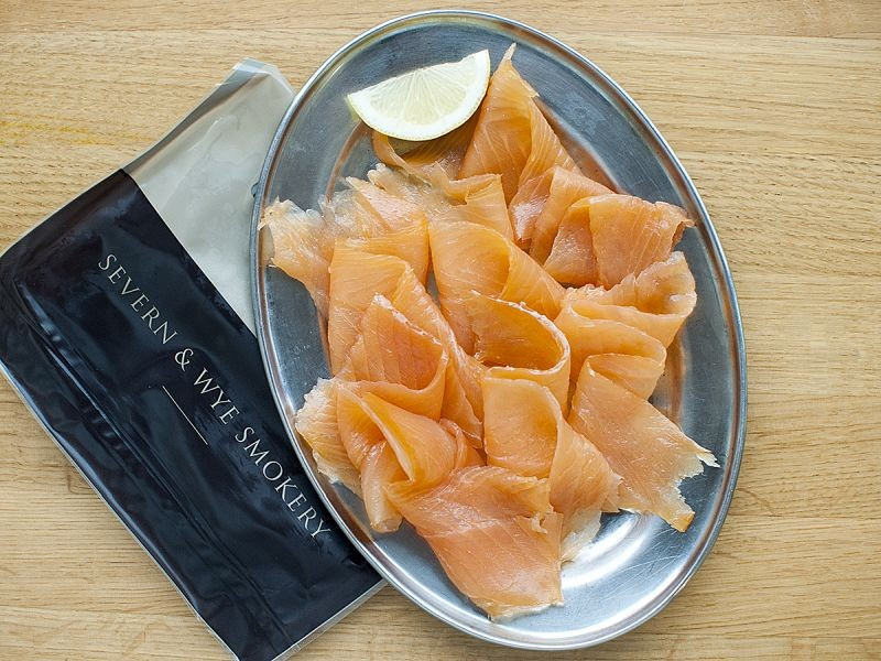 Smoked Salmon (200g pack)