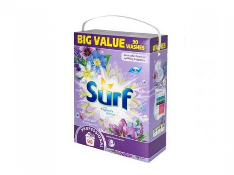 Surf Bio Washing Powder (6.3kg Box)