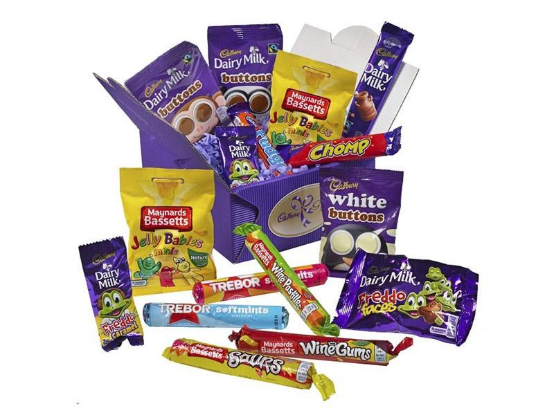 Sweet Selection Box