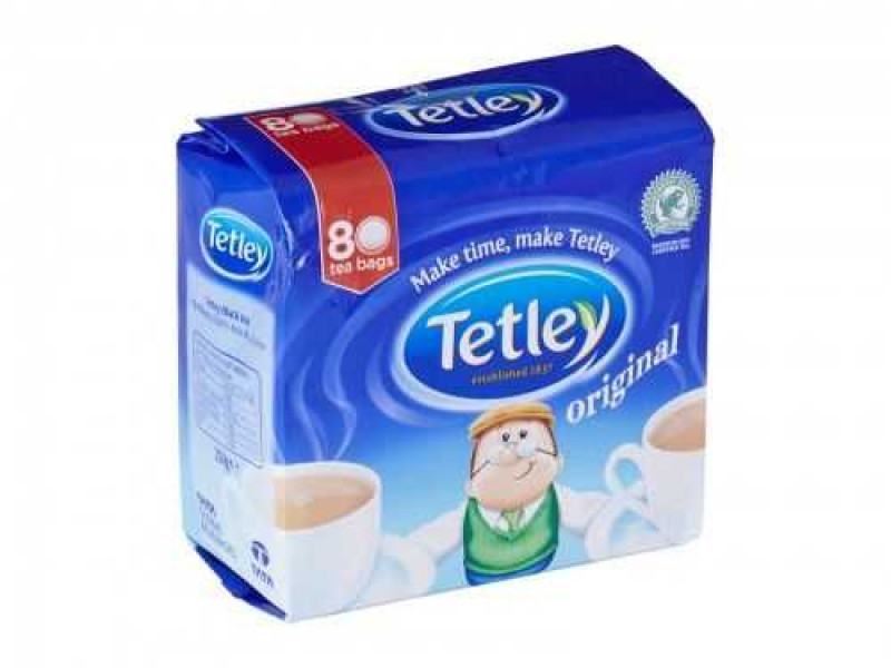 Tetley Tea Bags - 80