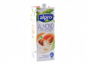 Alpro Almond Unsweetened UHT (1 litre)