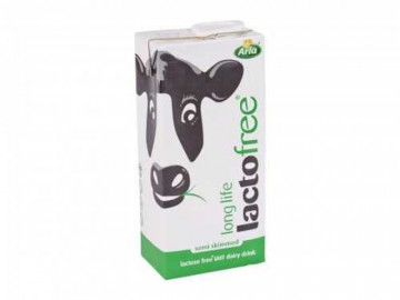 Lactofree UHT Semi-Skimmed Milk (1 Litre)