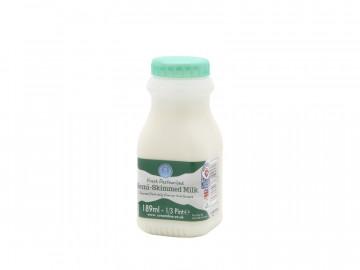 Semi-Skimmed - Reseal Poly Bottle (189ml)