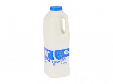 Whole Milk -  Poly Bottle (1 Litre)