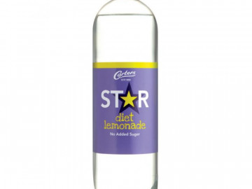 Carters Star Diet Lemonade (2 litre)