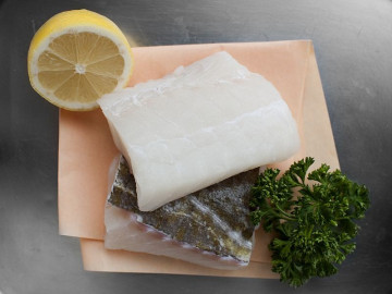 2 Scottish Chunky Cod Loin (360g)