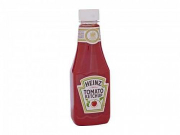 Squeezable Heinz Tomato Ketchup (342g)