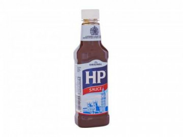 Squeezable HP Sauce (425g)