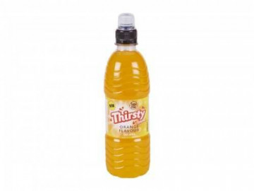 Thirsty Orange Drink (500ml)