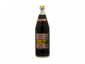 750 ml Bottle Dandelion & Burdock