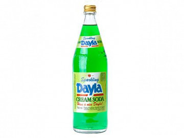 750 ml Bottle Sparkling Cream Soda