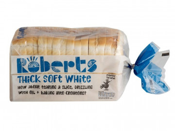 White Thick Sliced Bread (800g)