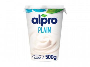 Alpro Plain Yogurt (500g)