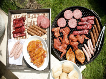 Barbecue 8 Pack Selection
