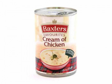 Baxters Cream of Chicken Soup (400g)