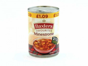Baxters Minestrone Soup (400g)