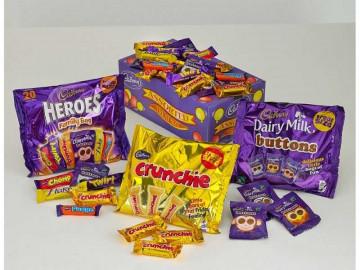 Cadbury Assorted Treatsize Box
