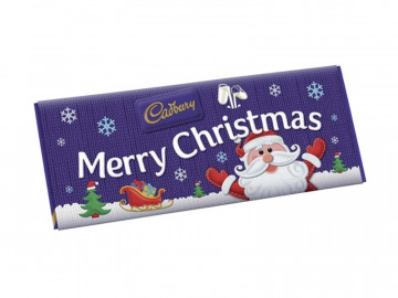 Cadbury Giant Dairy Milk Bar (850g)