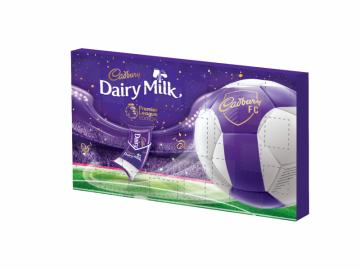 Cadbury Premier League Advent Calendar (200g)