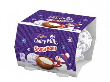 Cadbury Snowballs (112g)