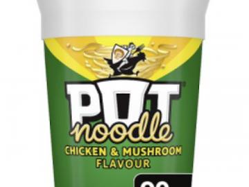 Chicken & Mushroom Pot Noodle 90g