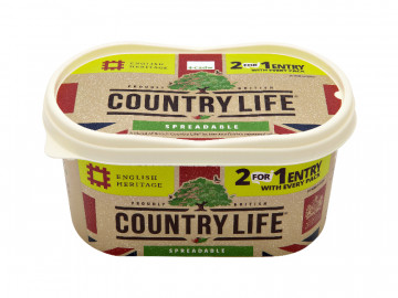 Country Life Spreadable (500g)