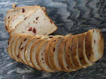 Cranberry Sliced Loaf (800g)