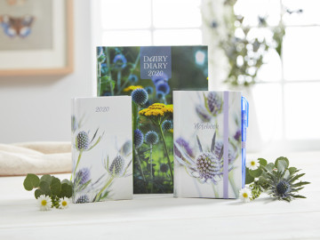 Dairy Diary Gift Set 2020
