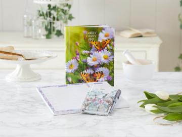 Dairy Diary Gift Set 2021