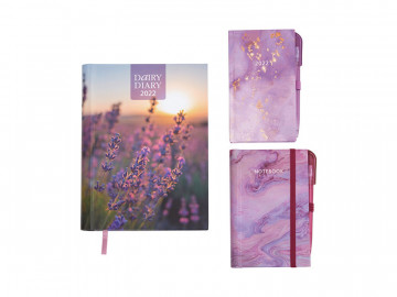Dairy Diary Gift Set 2022
