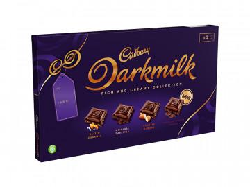 Dark Milk Selection Box 340g