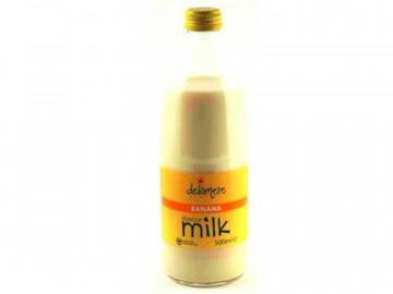 Delamere Banana Flavoured Milk (500ml)