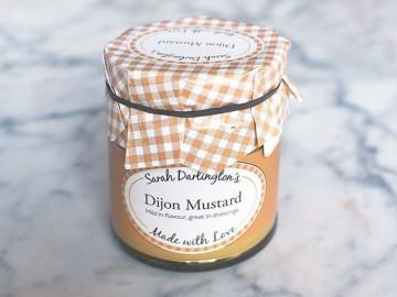 Sarah Darlington's Dijon Mustard (170g)