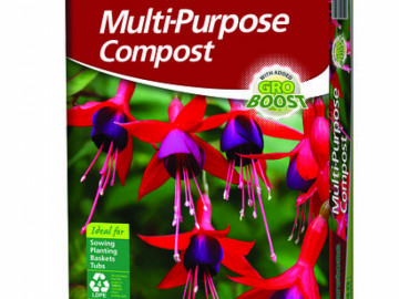 Durstons Multi Purpose Compost  (50 litre bag x 3)