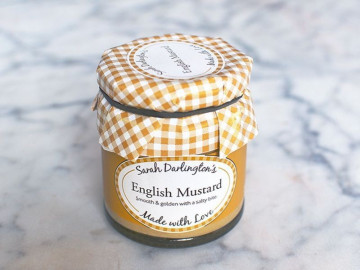 Sarah Darlington's English Mustard (200g)