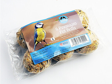 Feldy Wild Bird Fat Balls (x 6)