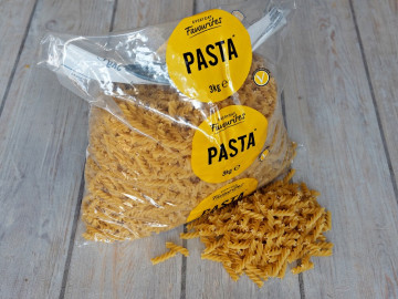 Fusilli Twists Pasta (3kg bag)