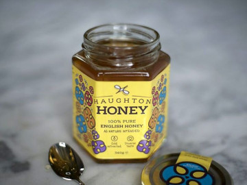 Haughton Cheshire Runny Honey (340g)