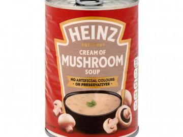 Heinz Mushroom Soup (400g)