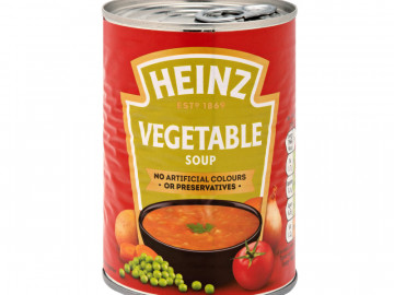 Heinz Vegetable Soup (400g)