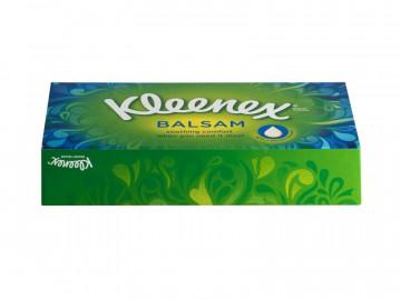 Kleenex Balsam 3 ply Tissues (x 80)