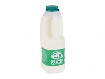 Kosher Semi-Skimmed Milk - Poly Bottle (1 Litre)