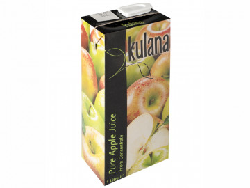 Kulana Apple Juice (1 litre / Carton)