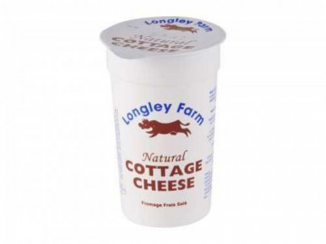 Longley Farm Cottage Cheese (250g)