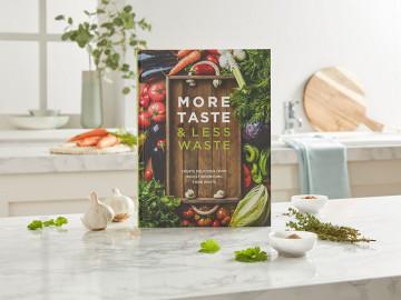 More Taste & Less Waste Cookbook