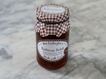 Mrs Darlington's Barbecue Relish (312g)