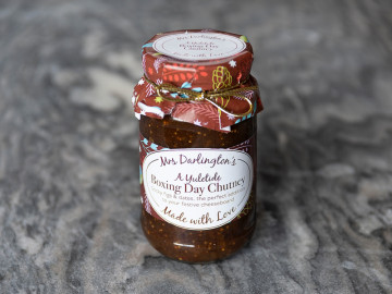 Mrs Darlington's Boxing Day Chutney