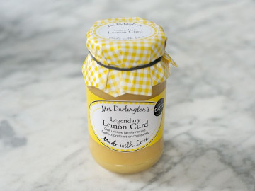 Mrs Darlington's Legendary Lemon Curd (320g)